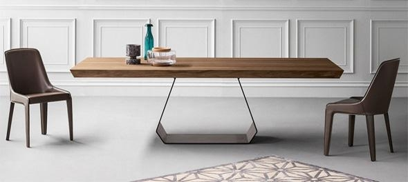 Dining Tables | Contemporary Dining Tables – Ultra Modern With Regard To Current Contemporary Dining Tables (View 11 of 20)