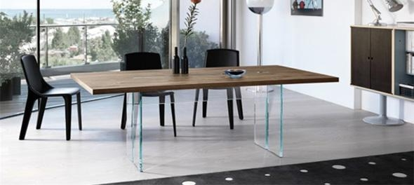 Dining Tables | Contemporary Dining Tables – Ultra Modern With Regard To Current Contemporary Dining Tables (Image 16 of 20)