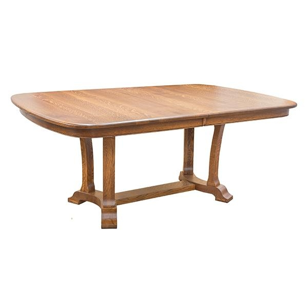 Dining Tables – Mission Dining Tables – Oak Dining Tables – Wood Inside Recent Oak Dining Tables (Image 11 of 20)