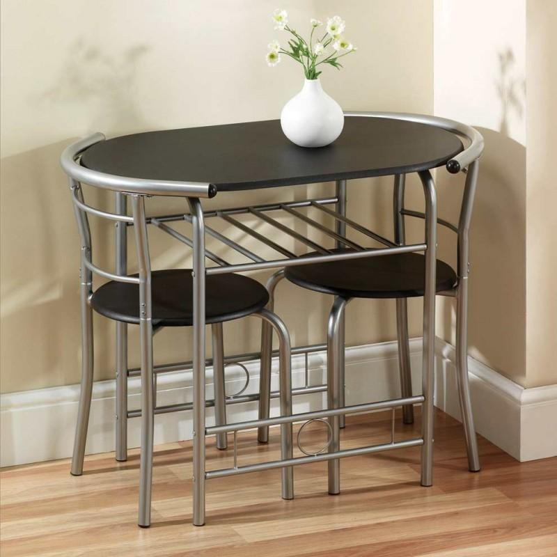 Dining Tables: New Compact Dining Table Design Ideas Space Saving For Compact Dining Sets (Image 11 of 20)