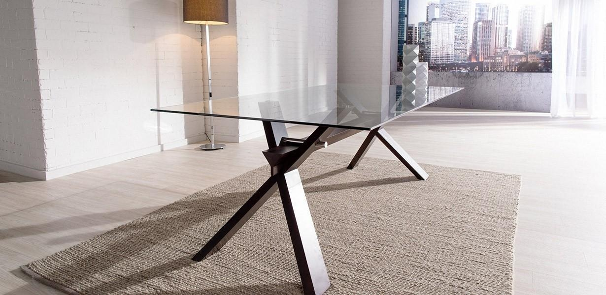 Dining Tables | Nick Scali Furniture Throughout Latest Perth Glass Dining Tables (Image 7 of 20)