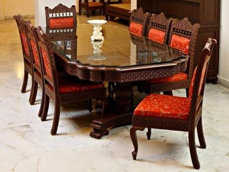 Dining Tables Sets, Indian Dining Tables, Dining Tables With For Most Recently Released Indian Dining Tables (Image 10 of 20)