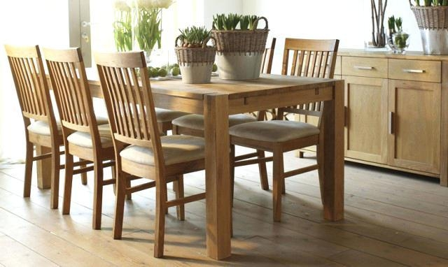 Dining Tables With 6 Chairs – Mitventures (Image 10 of 20)