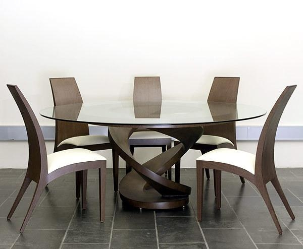 Dining Tables With Chairs – Video And Photos | Madlonsbigbear In Latest Dining Tables (Image 10 of 20)