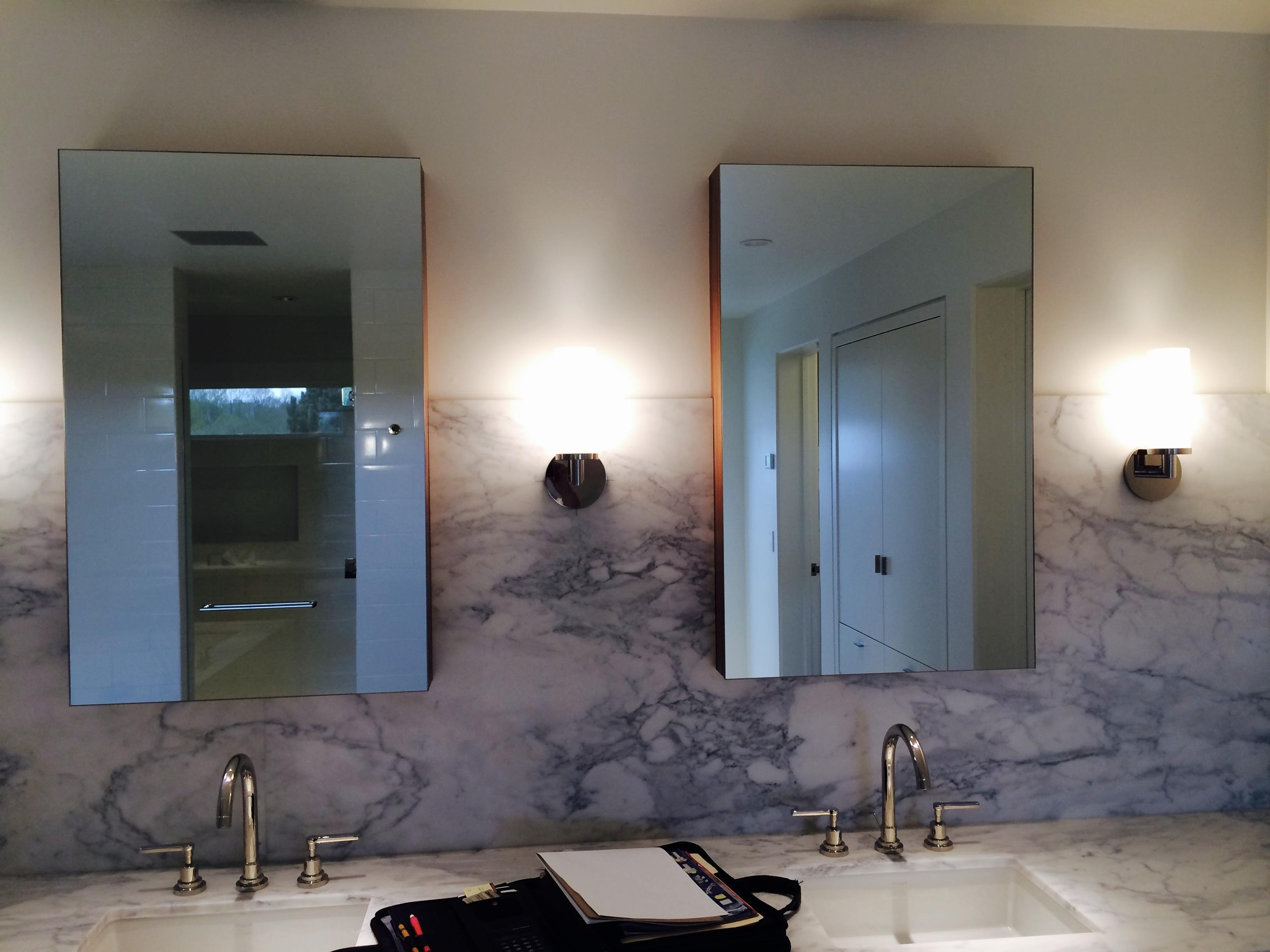 Distinctive Glass, Seattle Wa For Seattle Custom Mirrors (Image 11 of 20)