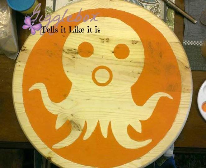 Diy Octonauts Wall Art | Gigglebox Tells It Like It Is With Octonauts Wall Art (View 3 of 20)
