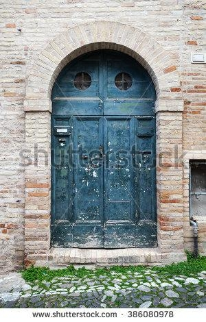 Door Italian Old Stock Images, Royalty Free Images & Vectors Intended For Italian Stone Wall Art (Image 12 of 20)