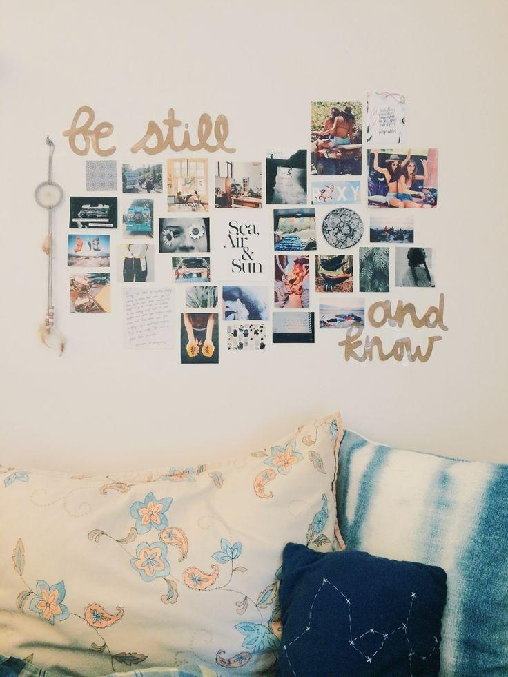 Dorm Room Pictures Photography Dorm Room Wall Decor – Home Decor Ideas Intended For Wall Art For College Dorms (Image 10 of 20)