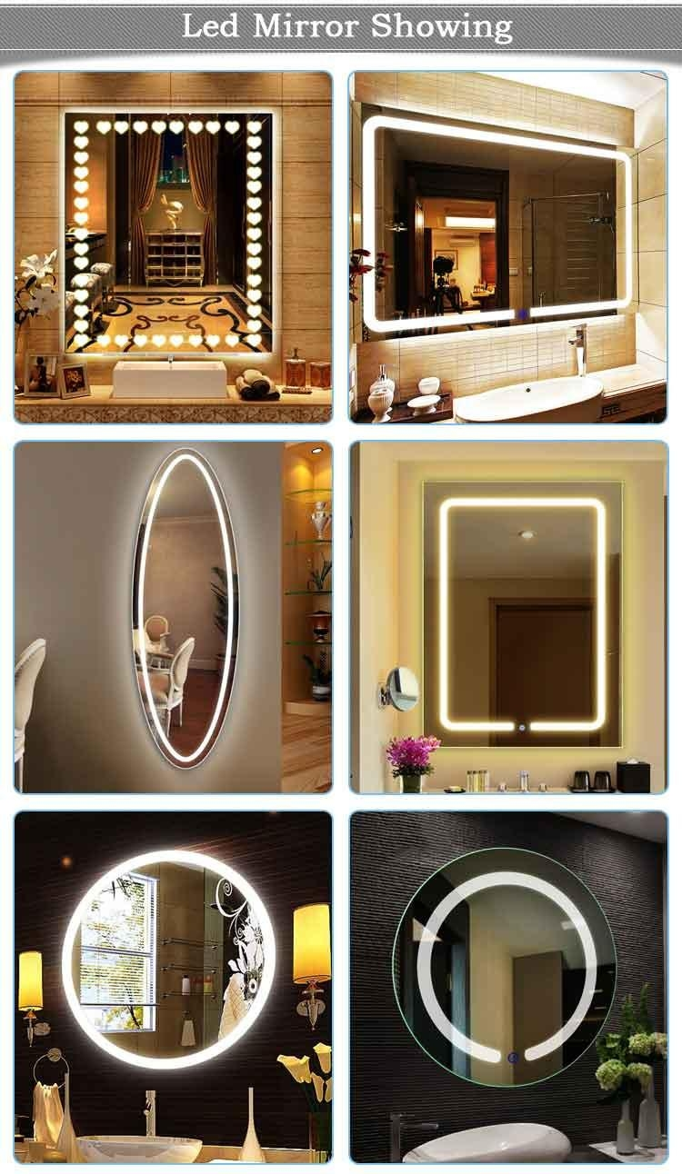 Double Sided Beauty Salon Led Hairdressing Mirrors – Buy Throughout Hairdressing Mirrors For Sale (View 11 of 20)