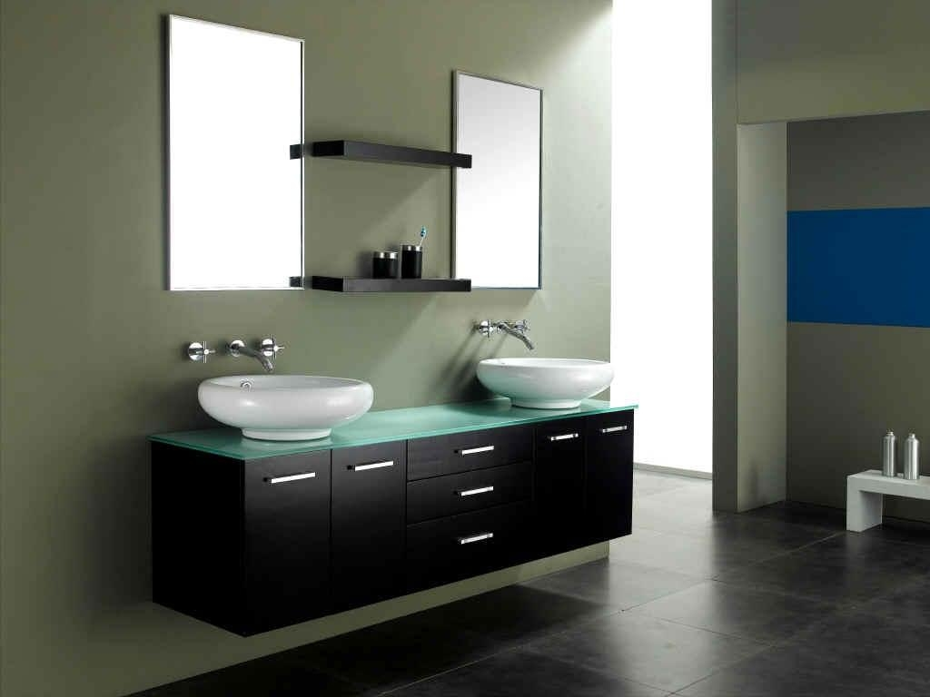 Download Designer Bathroom Mirrors | Gurdjieffouspensky Within Modern Bathroom Mirrors (Image 15 of 20)