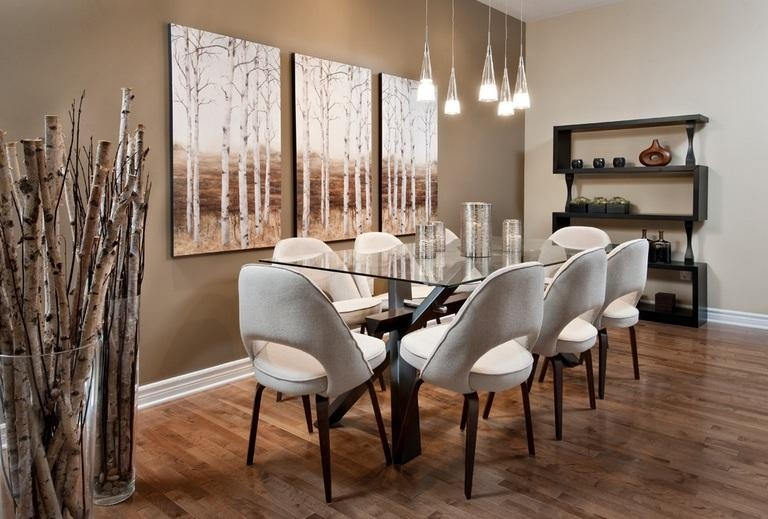 Download Modern Dining Room Wall Decor | Gen4Congress Within Wall Art For Dining Room (Image 16 of 20)