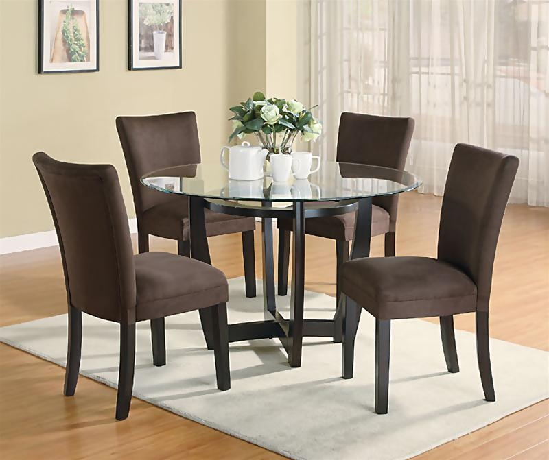Download Round Dining Room Table Sets | Gen4Congress Inside 2018 Cheap Dining Tables And Chairs (Image 12 of 20)