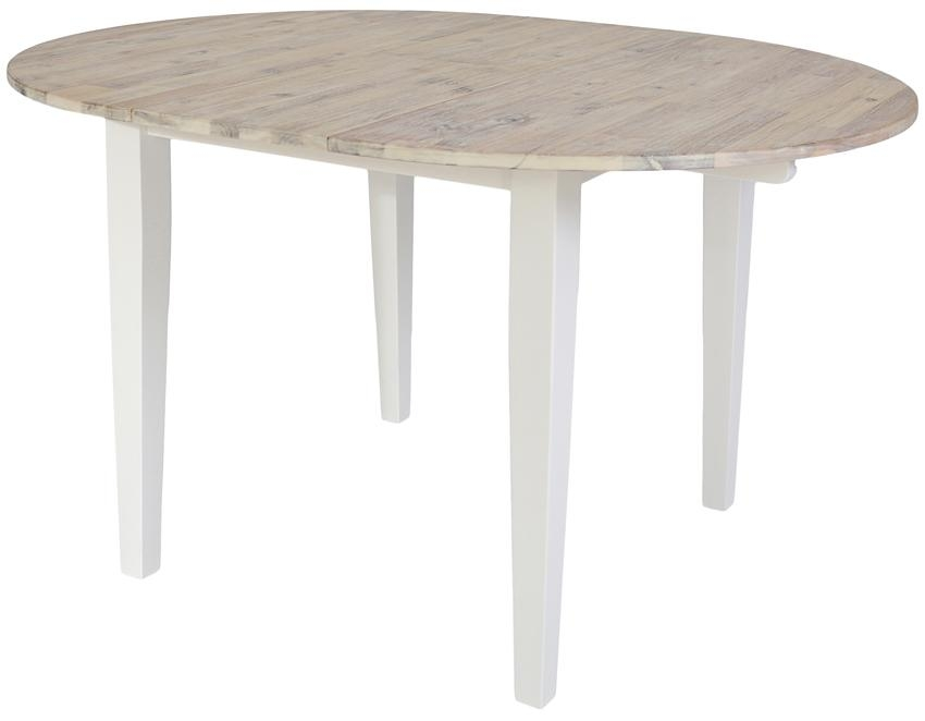 Download White Round Dining Table | Adhome For 2018 White Round Extendable Dining Tables (Image 9 of 20)