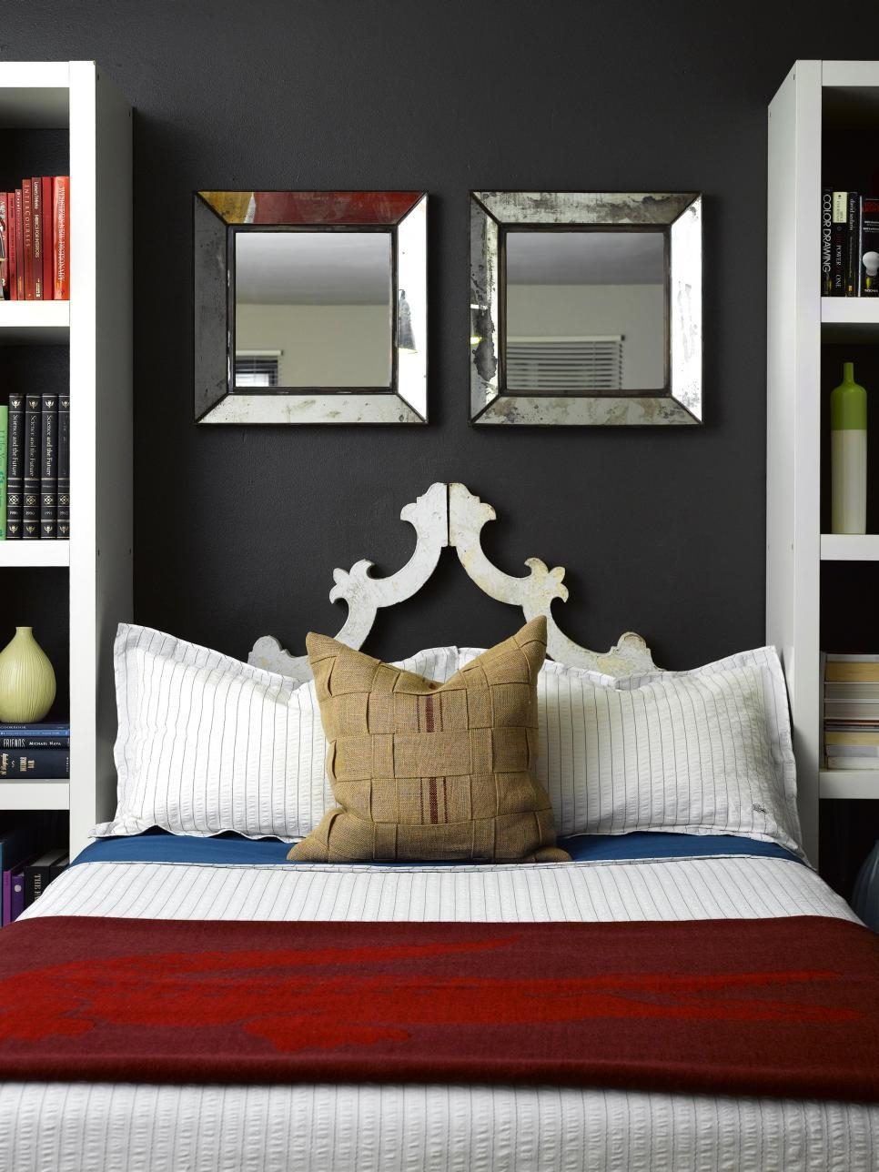 Dreamy Bedroom Mirrors | Hgtv Intended For Modern Bedroom Mirrors (Image 10 of 20)