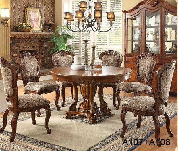 Dubai Dining Tables And Chairs, View Dubai Dining Tables And Pertaining To Most Popular Indian Style Dining Tables (Image 9 of 20)