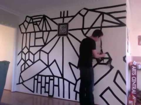 Duct Tape Wall – Youtube Within Duct Tape Wall Art (Image 13 of 20)