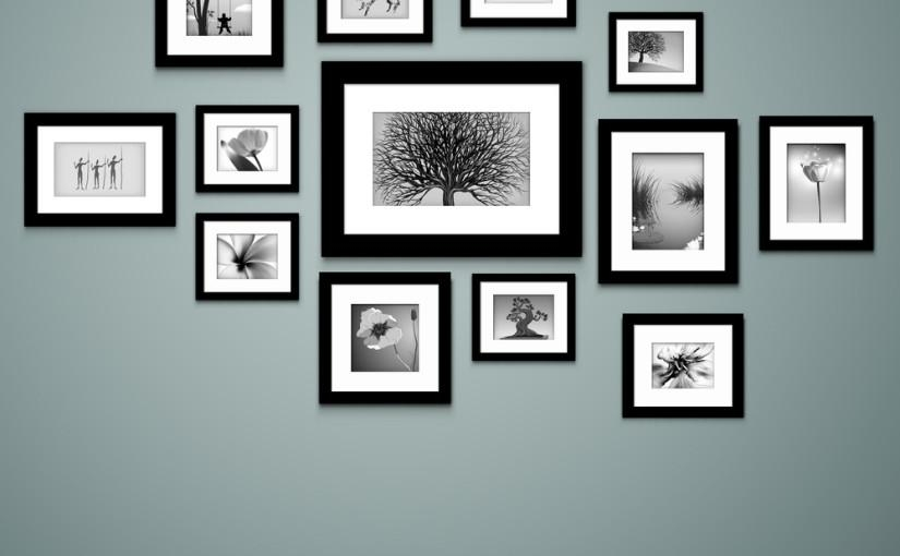 Easy Diy Wall Art Ideas – Dallas Furniture Store Blog Regarding Wall Art Frames (Image 7 of 20)