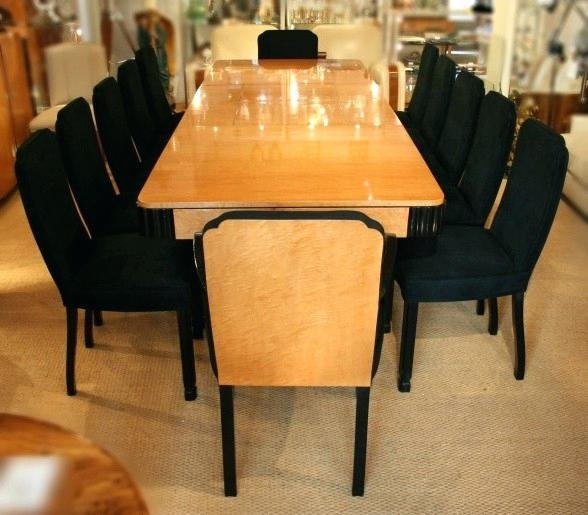 Ebay Art Deco Dining Table And Chairs Tag: Art Deco Dining Table (Image 18 of 20)