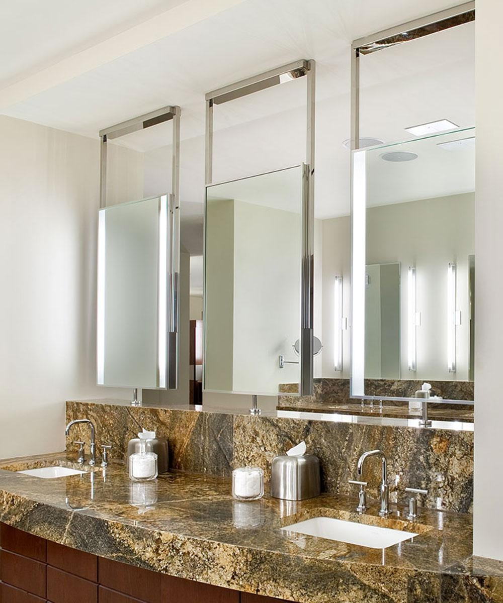 Element Lighted Mirror – A Backlit Mirror – Ceiling Mounted For Las Vegas Mirrors (Image 12 of 20)
