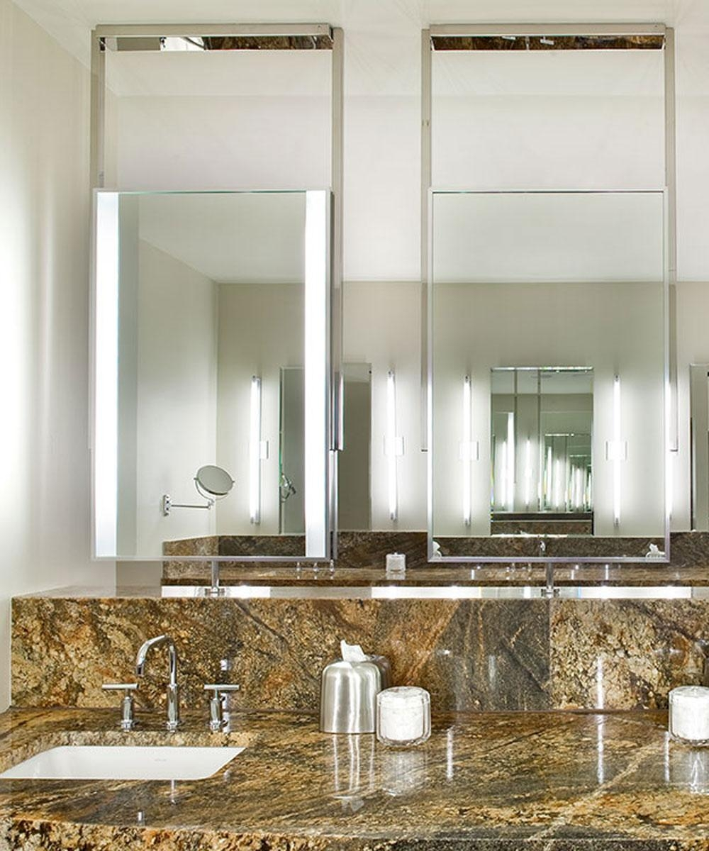 Element Lighted Mirror – A Backlit Mirror – Ceiling Mounted Regarding Las Vegas Mirrors (Photo 8 of 20)
