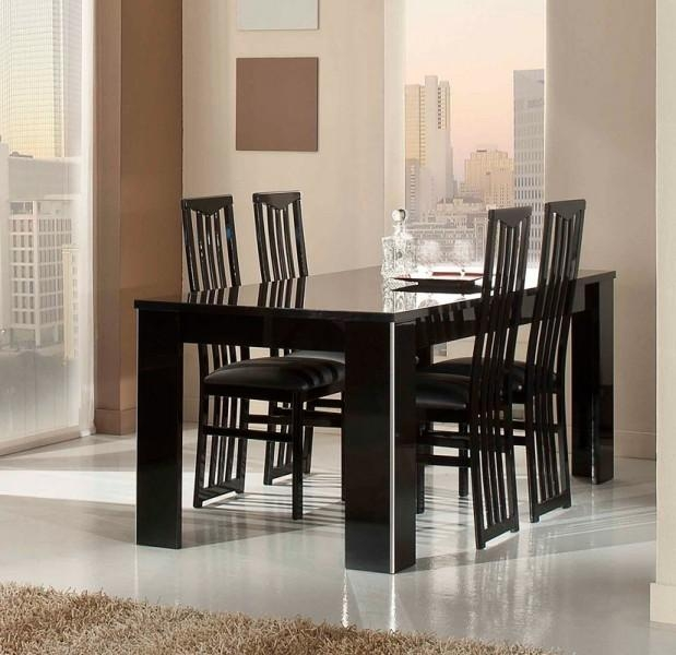 Elite – Modern Italian Dining Table Star Modern Furniture For Most Recent Italian Dining Tables (Image 5 of 20)