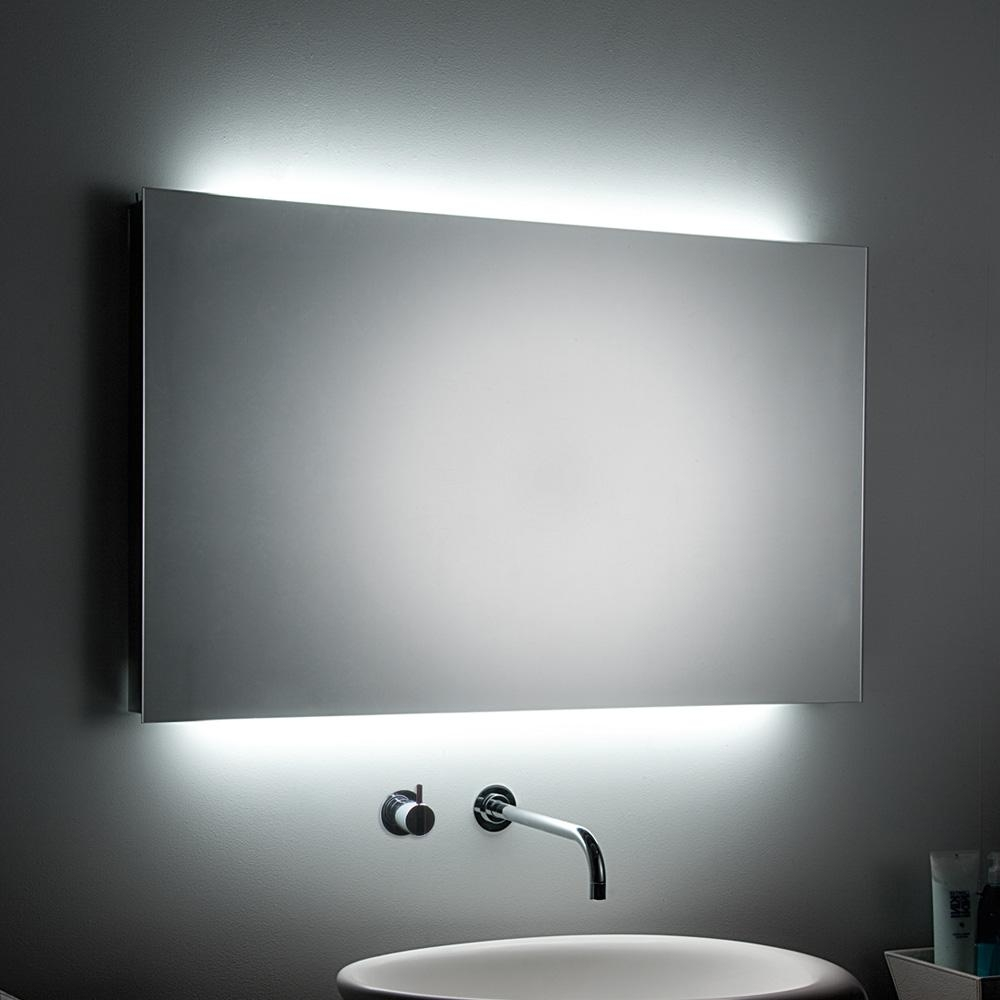 Enchanting Modern Bathroom Mirrors Images Decoration Inspiration Throughout Modern Bath Mirrors (Image 14 of 20)