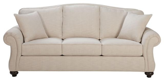 Ethan Allen Sofas. Whitney Sofa Beckett Linen Traditional Sofas Intended For Ethan Allen Whitney Sofas (Photo 2 of 20)