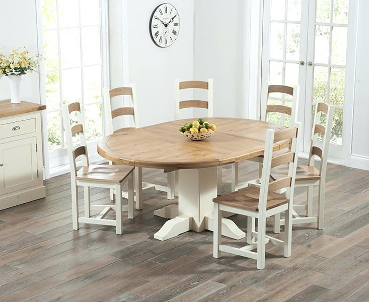 Extendable Dining Room Table And Chairs – Mitventures (Image 9 of 20)