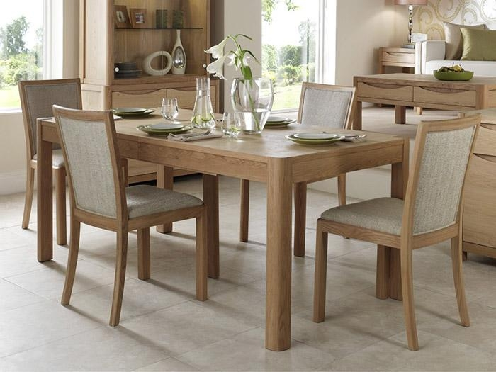 Extending Dining Table And 6 Dining Chairs From The Denver In Most Up To Date Extendable Dining Tables And Chairs (View 3 of 20)