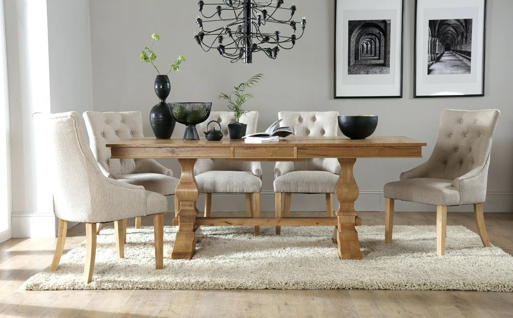 Extending Dining Table And 8 Chairs – Mitventures.co In Newest Oak Dining Tables And 8 Chairs (Photo 6 of 20)