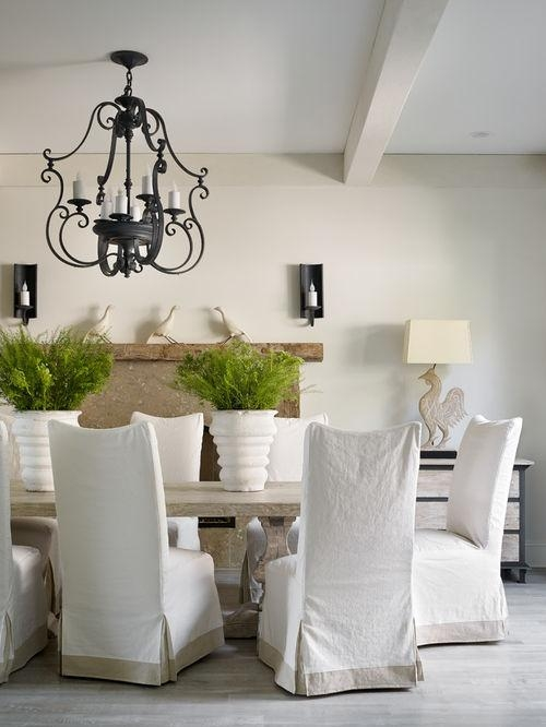 Fabric Covered Dining Chairs | Houzz Regarding Most Popular Fabric Covered Dining Chairs (View 7 of 20)