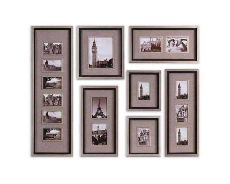Family Tree Picture Frame Setup And Display | Knowledgebase Intended For Family Wall Art Picture Frames (Image 7 of 20)