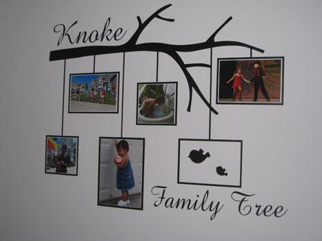 Family Wall Art, Family Tree Personalized Photo Picture Frames With Family Wall Art Picture Frames (View 2 of 20)