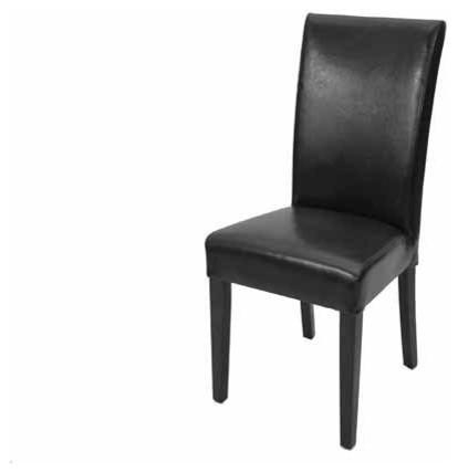leather high back chairs living room 20 collection of high back leather dining chairs dining 16640 | fan back n high back comfortable parsons leather dining chair within high back leather dining chairs