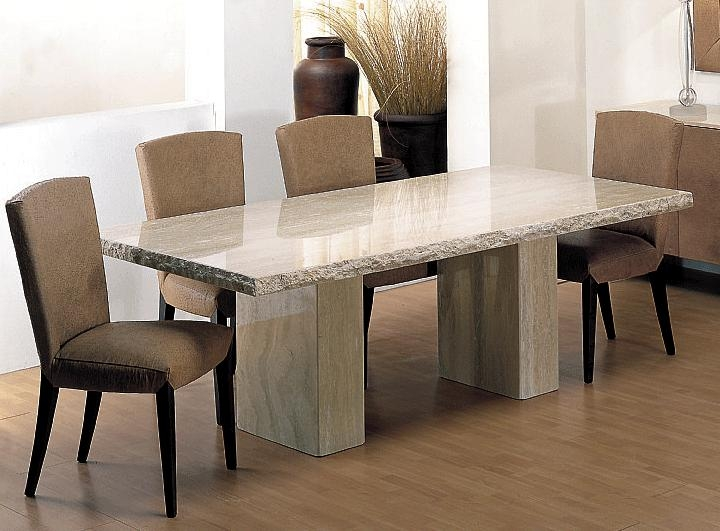 Fancy Marble Effect Dining Table Also Interior Home Trend Ideas Pertaining To 2018 Marble Effect Dining Tables And Chairs (Image 11 of 20)