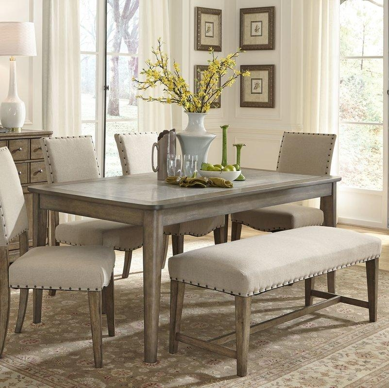 Farmhouse Dining Tables | Birch Lane Throughout Recent Dining Tables (Image 13 of 20)