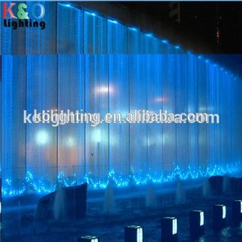 Fiber Optic Wall Light Wall Art Decoration With (View 2 of 20)