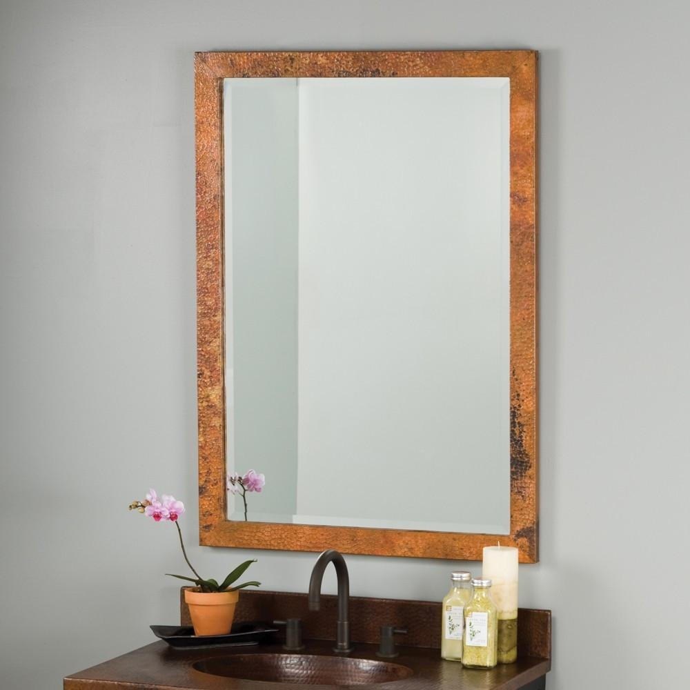 Fine Decoration Rectangular Wall Mirrors Enjoyable Inspiration Inside Long Rectangular Mirrors (Image 8 of 20)