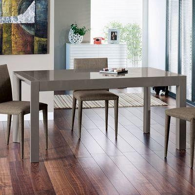 Finest White Gloss Dining Table 140Cm Décor | Table Decor And With Regard To Latest White Gloss Dining Tables 140Cm (Image 8 of 20)