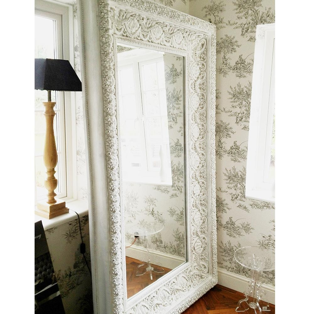 Floor Mirrors For Bedroom 2017 With Standing Pictures ~ Alluvia (Image 7 of 20)
