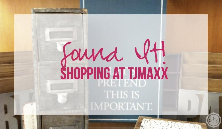 Found It! Shopping At Tjmaxx – Happily Ever After, Etc (View 11 of 20)