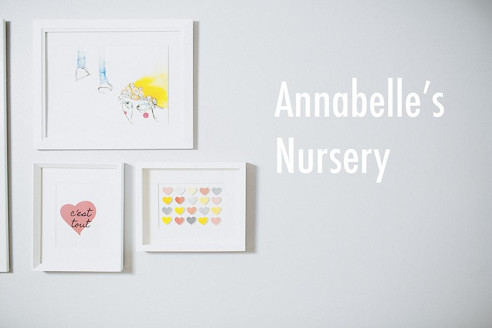 Framed Nursery Art ~ Thenurseries Within Nursery Framed Wall Art (Image 10 of 20)