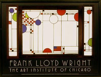 Frank Lloyd Wright Throughout Frank Lloyd Wright Wall Art (Image 10 of 20)