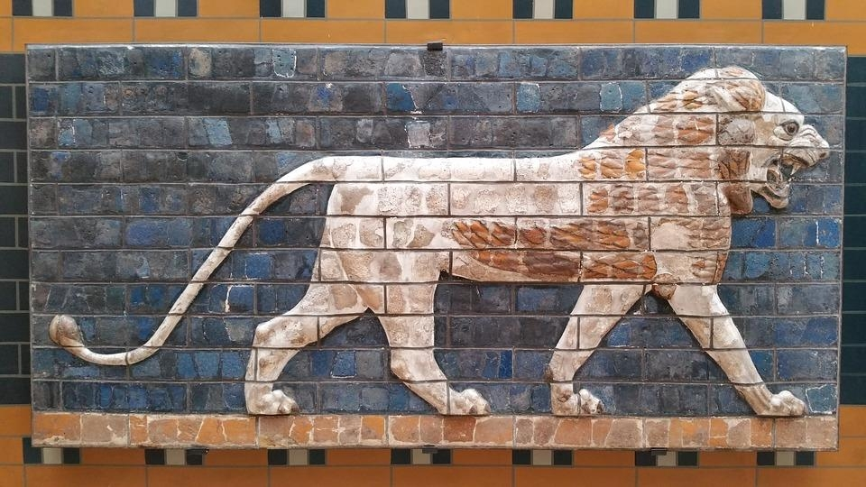 Free Photo: Istanbul, Museum, Turkish, Lion – Free Image On Regarding Turkish Wall Art (View 17 of 20)