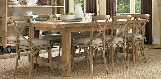French Farmhouse Tablemy Muse, His Muse | Shabbyfufu With Regard To 2018 French Farmhouse Dining Tables (Image 16 of 20)