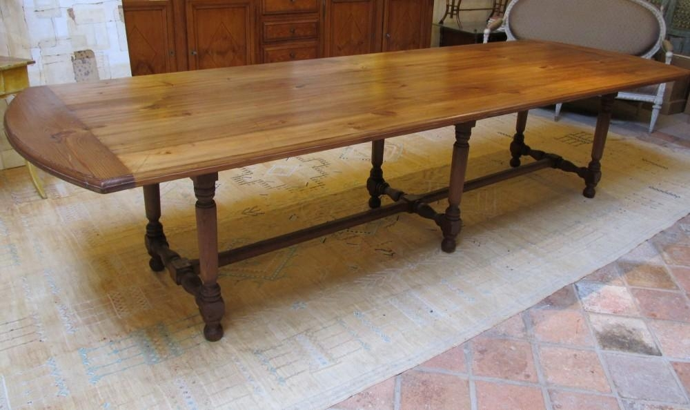 French Provincial Farmhouse Dining Table (Sold) For Most Recently Released French Farmhouse Dining Tables (Image 18 of 20)