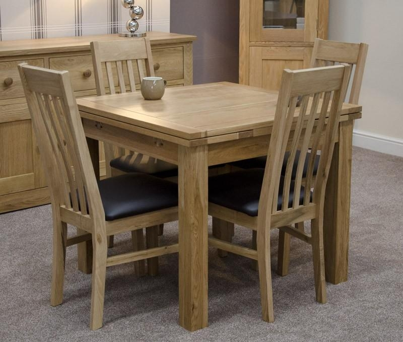 Fresh Ideas Small Extendable Dining Table Surprising Design Small Within Current Small Extending Dining Tables And 4 Chairs (Image 8 of 20)