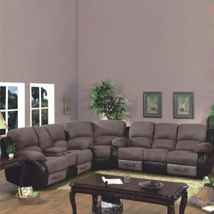 Furniture: Cozy Living Room Design Using Cool Overstock Sectional Regarding Cincinnati Sectional Sofas (Image 10 of 20)