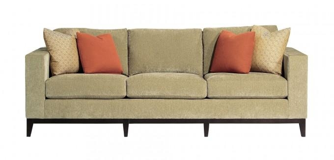 Furniture: Fascinating Living Room Design With Bernhardt Sofa For Throughout Bernhardt Tarleton Sofas (Image 15 of 20)