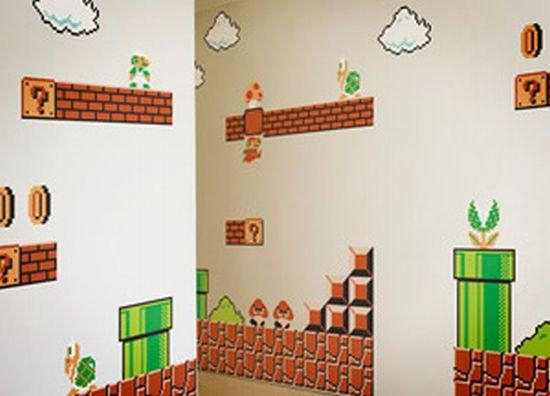 Game Room Wall Decor Ideas (Image 16 of 20)